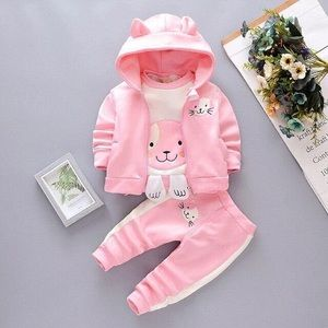 Other - 3PCS girls Tracksuit